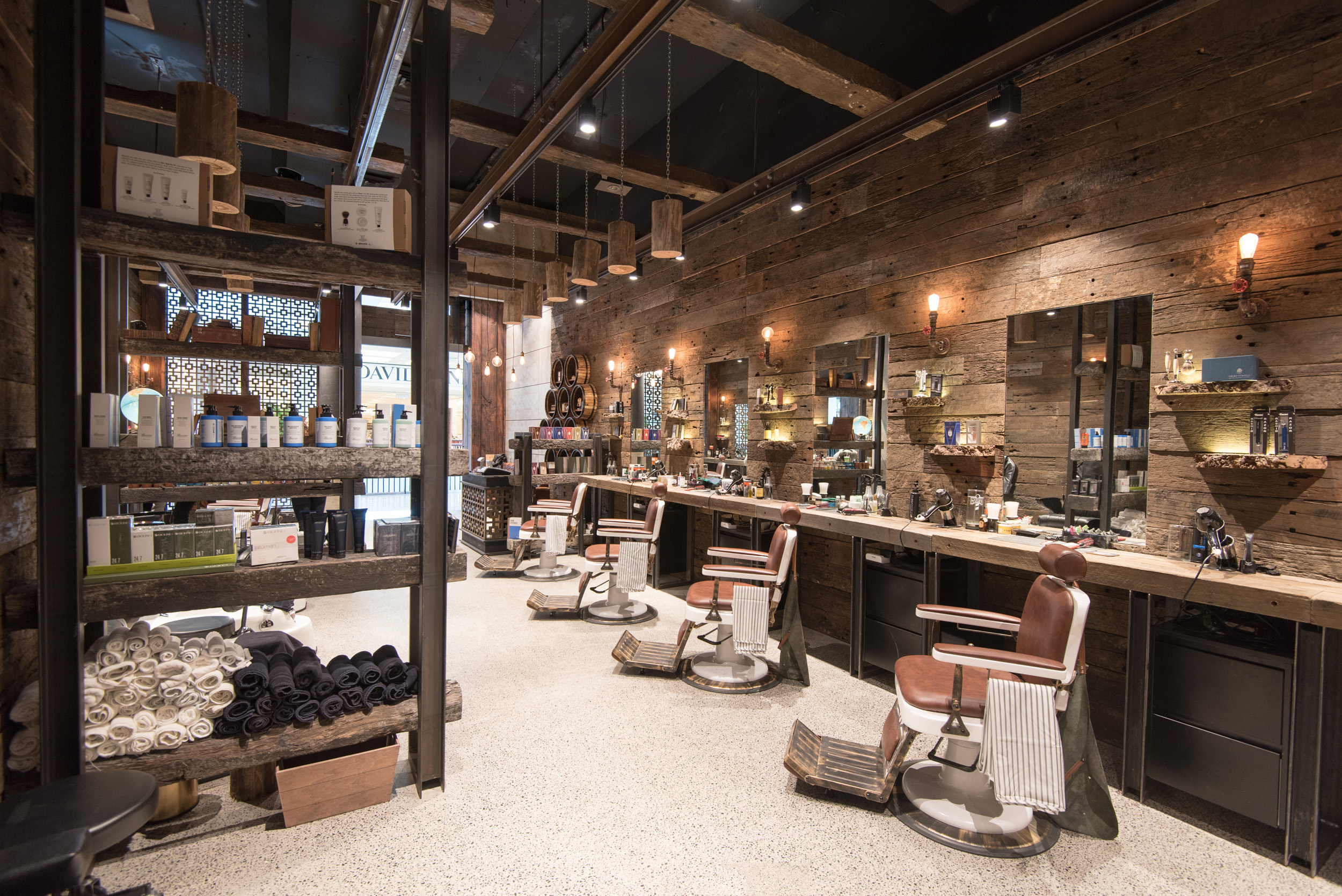 Man Cave Barber Hamilton : Man cave barber shop the best