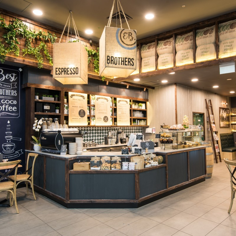 Basalt Studio Interior Design Retail Cafe Espresso Brothers Marrickville Metro