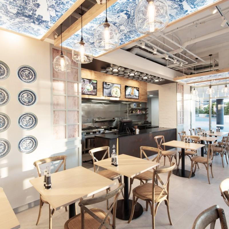 Basalt Studio Interior Design Sydney Restaurant China Bowl Rhodes