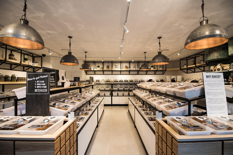 Basalt Studio Naked Foods Tramsheds