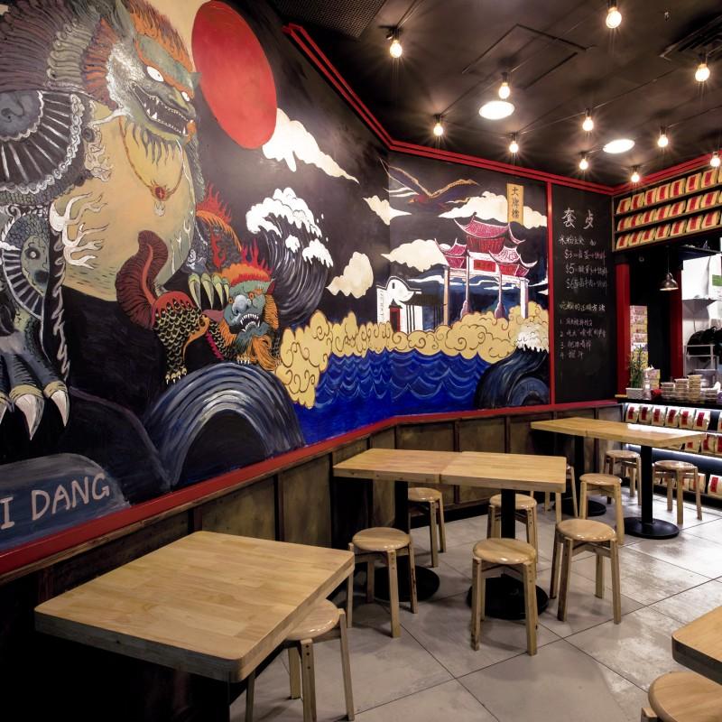 Basalt_Studio_Interior_Design_Architecture_Sydney_Murray_Arcade_Burwood_Chinatown_Dining_District_Precinct_Retail_Food_Shops_Hunan_Rice_Noodle_Restaurant