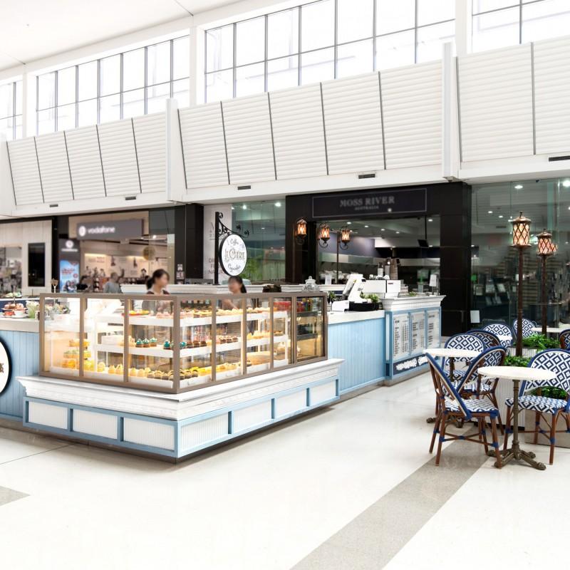 Basalt_Studio_Interior_Design_Designer_Architecture_Sydney_Shopping_Centre_Retail_Shops_Store_Rhodes_Mirvac_LeCherie_Food_Cupcake_Display