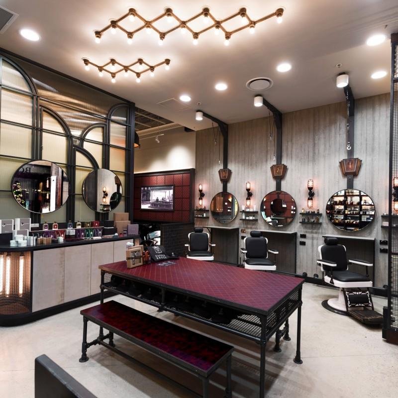 Basalt_Studio_Interior_Design_Designer_Architecture_Sydney_Shops_Shopping_Centre_Retail_Dapper_Boss_Barber_Hair_Salon